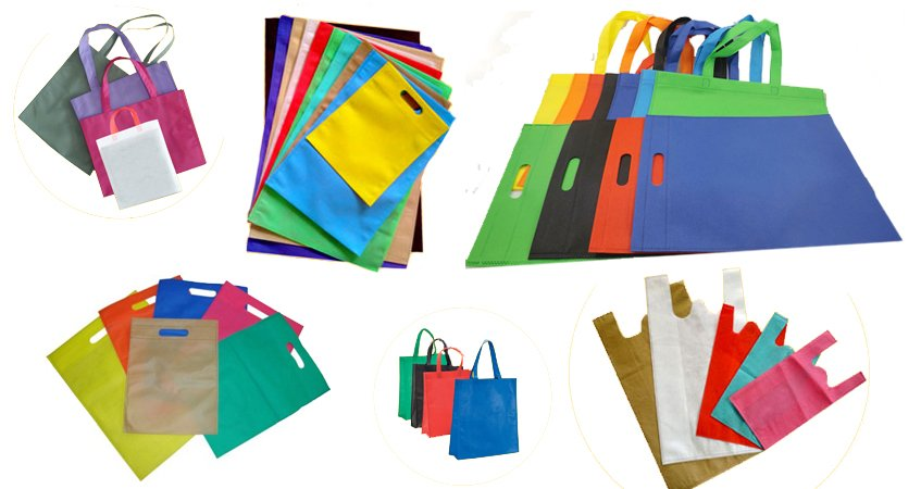 Non Woven Bag Making Machine Fully Automatic | Non woven bag